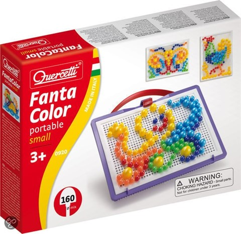 FANTA COLOUR PORTABLE (160 PIECES)