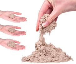 KINETIC SAND 1KG TUB