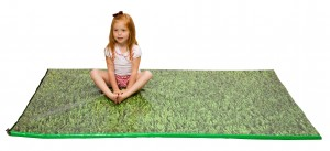 PRINTED GRASS MAT