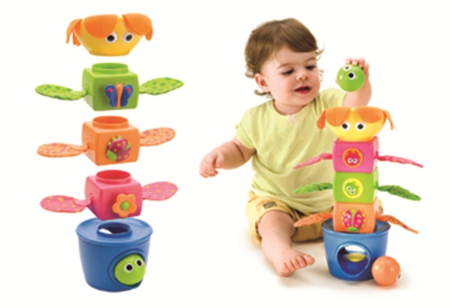 YOOKIDOO STACK, FLAP & TUMBLE