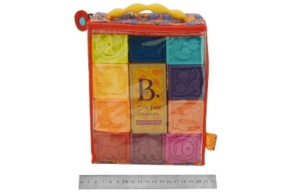BTOYS- ONE, TWO, SQUEEZE BLOCKS