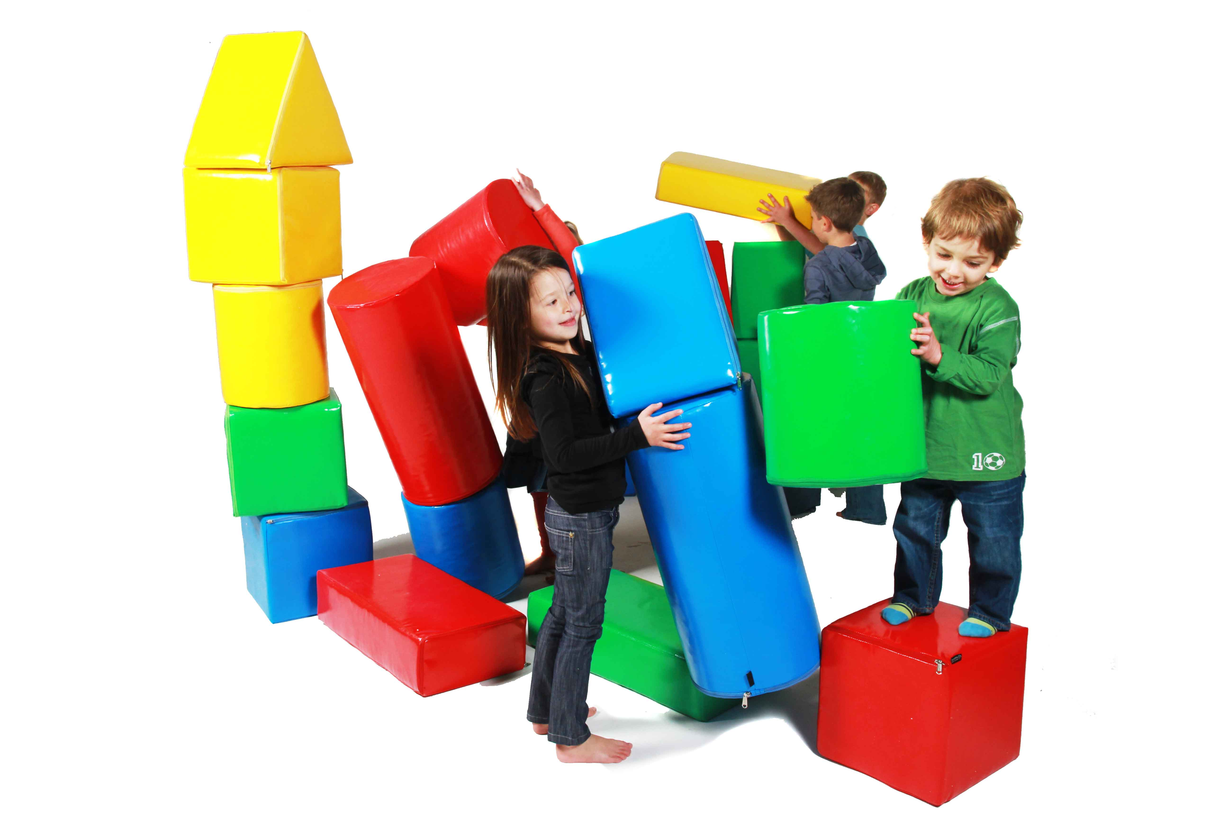 BUILDING BLOCKS 20-PIECE