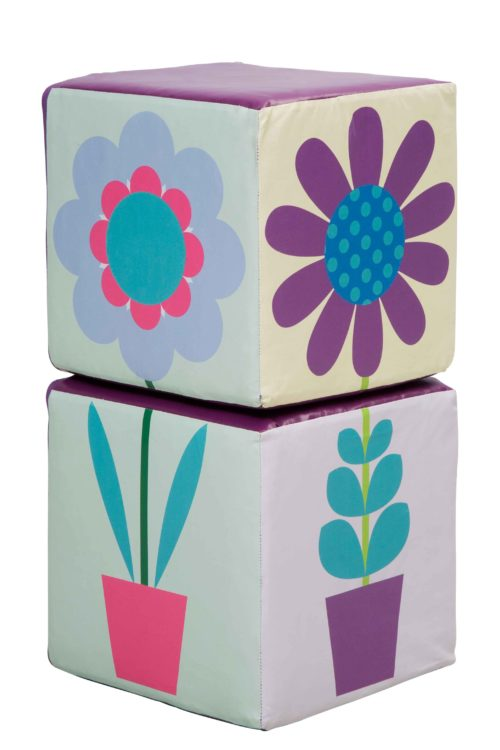 FLOWER POTS SET