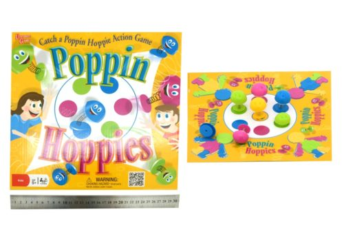 POPPIN' HOPPIES