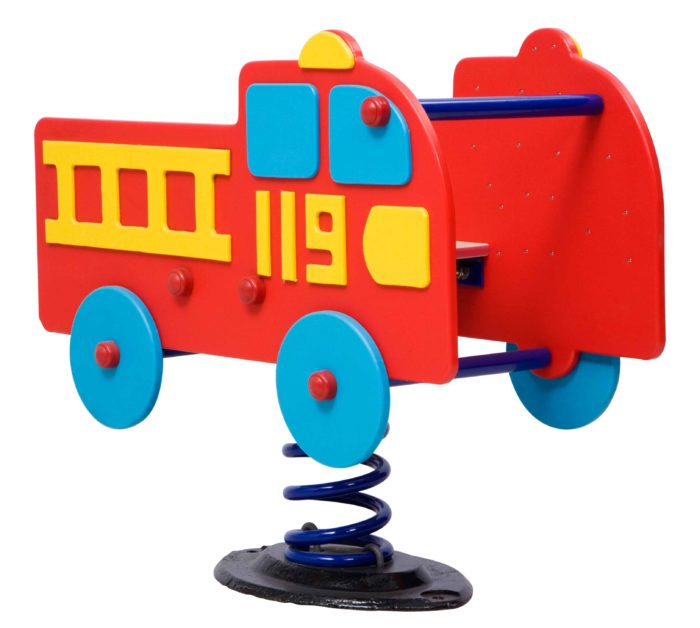 SPRINGERS: WOOD FIRE ENGINE